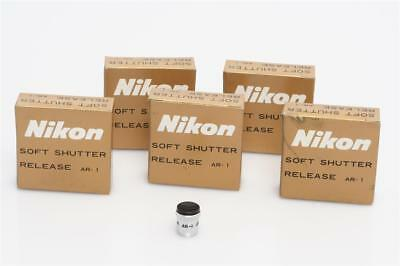 Nikon AR-1 Soft Shutter Release NEW OLD STOCK - NEW IN BOX