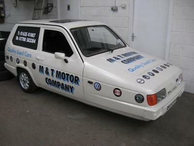 1992 Reliant Robin LX 3DR