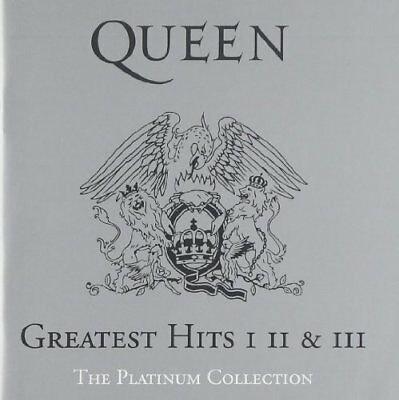 Queen - The Platinum Collection: Greatest Hits, Volumes I / II / III CD NEW