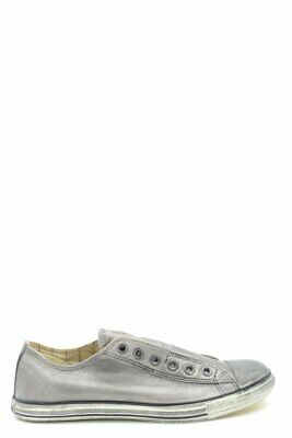 quite nice 61e66 af756 Converse John Varvatos Chaussure Homme Taille  44, Couleur  Argent   122255 44