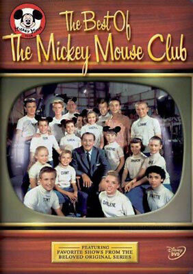 The Best of The Mickey Mouse Club DVD NEW