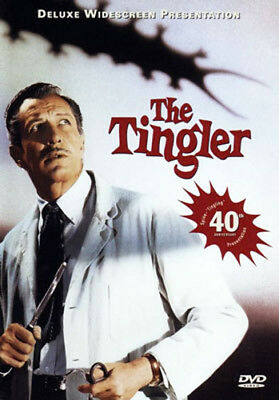 The Tingler (40th Anniversary Edition) DVD NEW