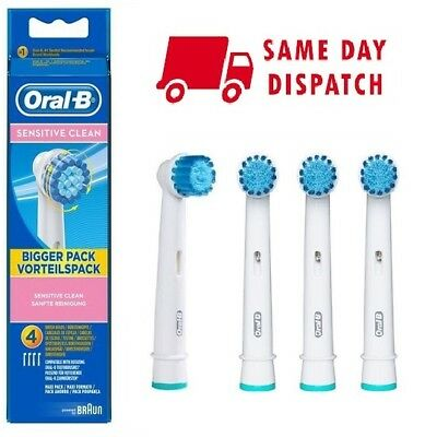 Oral-B Sensitive Clean Electric Toothbrush Heads Same Day Dispatch