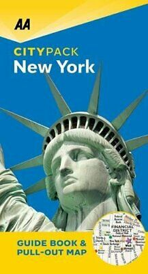 Citypack New York (AA CityPack Guides) by AA Publishing Book The Cheap Fast Free