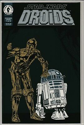 STAR WARS : DROIDS #1 (Dark Horse) UNUSED   B1.383