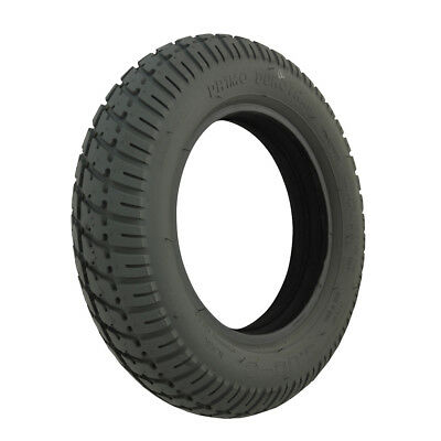 300 x 8 Grey Infilled Durotrap mobility scooter Tyre
