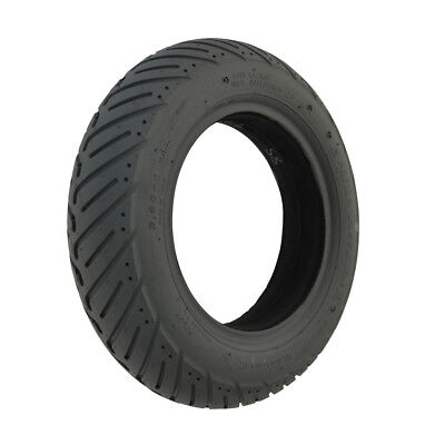 300 x 8 Grey Infilled Scallop mobility scooter Tyre