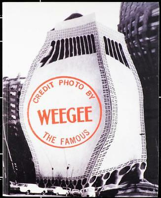 WEEGEE - the famous