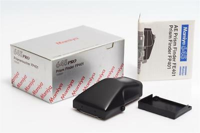 Mamiya 645 PRO Prism Finder FP401 Y02520 *NEW OLD STOCK*