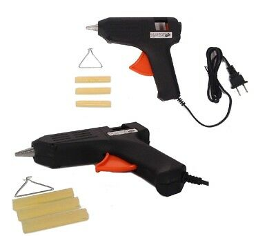 US FREE SHIPPING* New Large 40W Glue Gun  Hot Melt Glue Gun w// 2 extra Sticks
