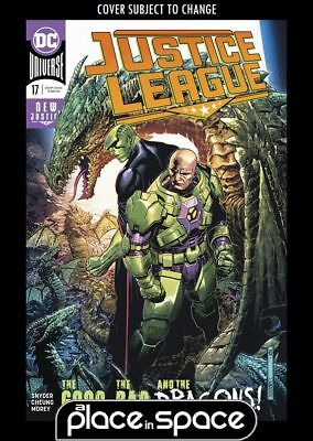 Justice League, Vol. 3 #17A (Wk06)