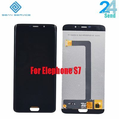 For Original Elephone S7 LCD in Mobile phone LCD Display+Touch Screen Digitizer