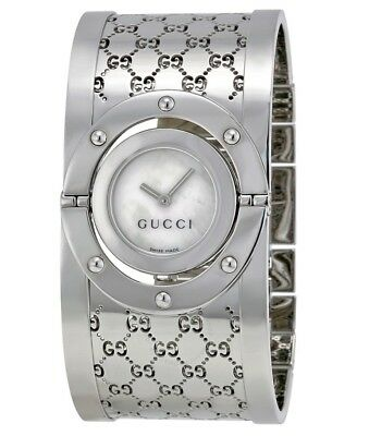 71a39f961ef GUCCI 112 TWIRL Ladies Bangle Watch - Ya112401 -  299.84