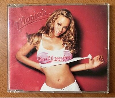 Mariah Carey ‎– Heartbreaker - CD Single, Promo 1999