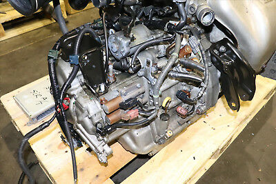 JDM 97 01 Honda Prelude M6HA Automatic Transmission 4 Speed Tip Tronic H22A H23A