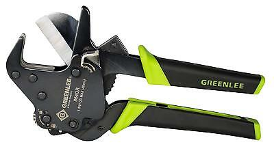 """Greenlee 864QR Quick Release Ratcheting PVC Shear 1-5/8"""" 42mm"""