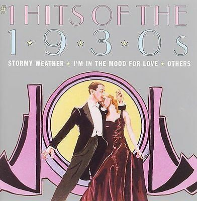 #1 Hits of the 1930's by Various Artists (CD, 2000, Sony Music Distribution (USA