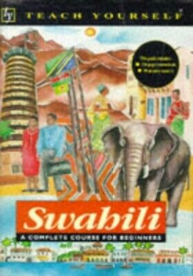 Teach Yourself Swahili: A Complete Cours... by Russell, Joan Mixed media product
