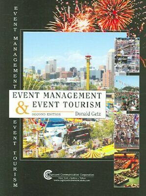 Event Management and Event Tourism by Getz, Donald Paperback Book The Cheap Fast