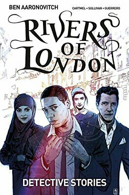 Rivers of London Volume 4: Detective Stories by Ben Aaronovitch Book The Cheap