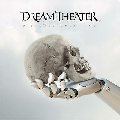 Distance Over Time by Dream Theater Audio CD NEW FREE SHIPPING