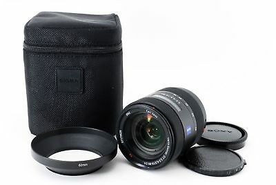 Carl Zeiss Vario Sonnar 16-80mm T* DT Sony Alpha Mount From Japan Exc+++