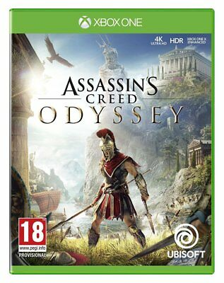 Xbox One Spiel Assassin's Creed Odyssey NEUWARE