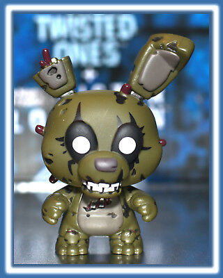 Funko FIVE NIGHTS AT FREDDYS Twisted Ones Mystery Minis DARK SPRINGTRAP