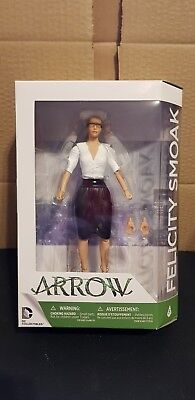 Dc Collectibles Arrow The Tv Series Action Figure #8 Felicity Smoak