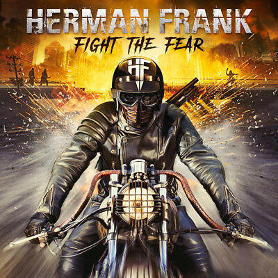HERMAN FRANK - Fight The Fear - Digipak-CD - 884860253024
