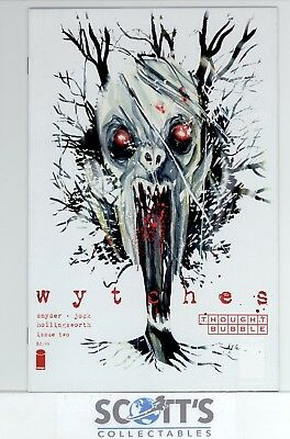 Wytches #2 New Thought Bubble Variant Ltd To 500 (Bagged & Boarded)