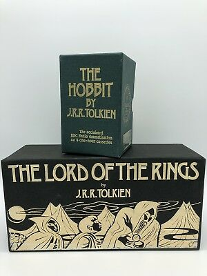 The Lord Of The Rings 1987 & The Hobbit 1992 Rare Limited Cassette Collection