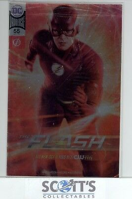 Flash #55 New Nycc 2018 Variant Vfn (Bagged & Boarded)