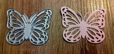 Sizzix Die Cutter Butterfly #1 Thinlits fits Big Shot Cuttlebug