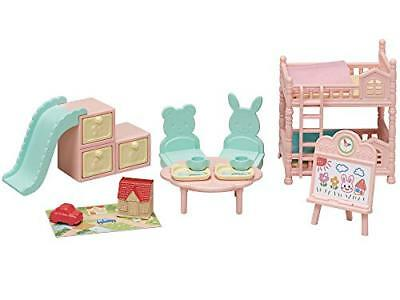Epoch Calico Critters baby room set