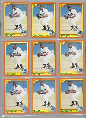 Sports Collectibles 1990 Score Traded 86t Frank Thomas