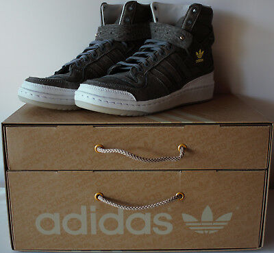 100% authentic f2559 50a57 adidas Originals Forum Hi Crafted Sneakerinkl.Pflege SetTOP Schuh Gr
