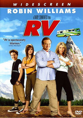RV: Runaway Vacation (2006 Robin Williams) DVD NEW