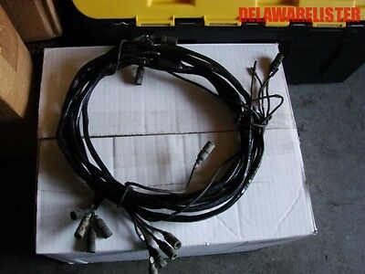 us military truck jeep m151 a2 mutt rear wiring harness cable nos