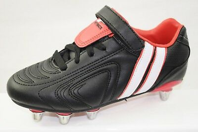 9c2fec0d5 Patrick Power X Kids Rugby Boots Brand New Size Uk 1 (Co20)