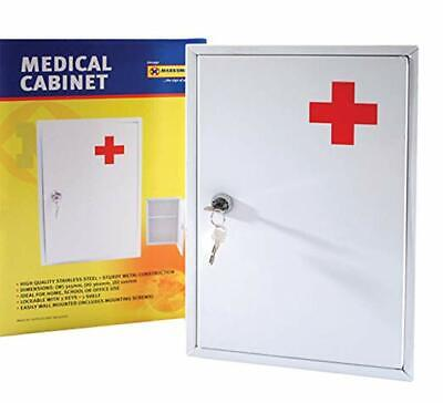MEDICAL CABINET FIRST aid wall mounted medicine kit tablet
