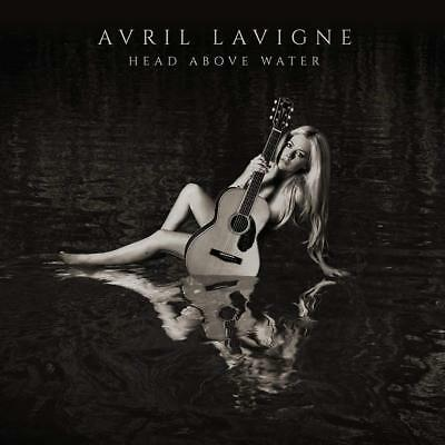 Avril Lavigne Head Above Water CD 2019 NEW FREE SHIPPING