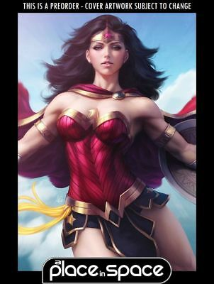 (Wk09) Wonder Woman, Vol. 5 #65B - Artgerm Variant - Preorder 27Th Feb