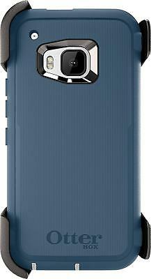 New OtterBox Defender Case for HTC One M9 - Causal Blue (Loose Rubber)