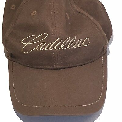 f40b9a6a441 CABELA S MEN S BROWN Camoflauge One Size Velcro Adjustable Hat Cap ...