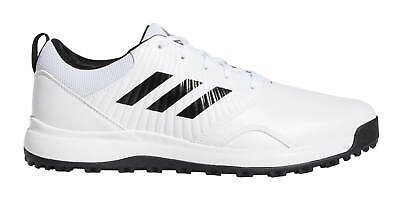 Adidas CP Traxion SL Golf Shoes Spikeless White/Black Men's 2019 New