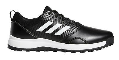 Adidas CP Traxion SL Golf Shoes Spikeless Black/White Men's 2019 New