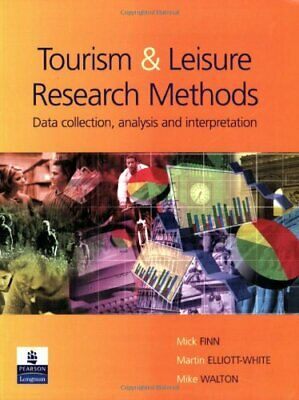 Research Methods for Leisure and Tourism Data Co... by Walton, Mr Mike Paperback