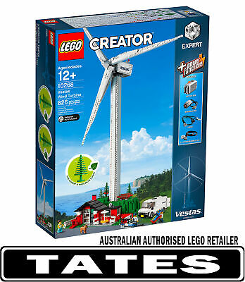 LEGO 10268 Vestas Wind Turbine Creator from Tates Toyworld