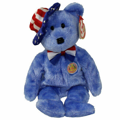 c376f297a6f TY BEANIE BABY ~ SCARES the Bear (October 2006 BBOM)(8.5 Inch) MWMT ...